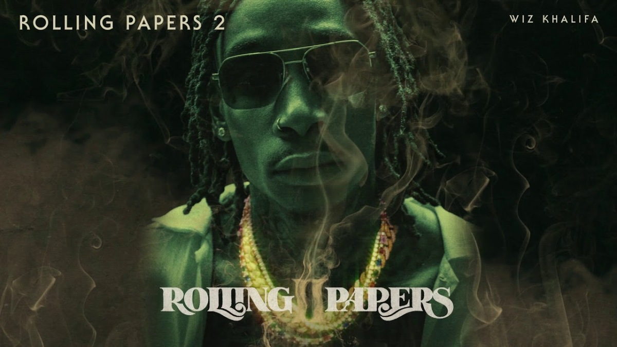 "6a6429d8a574 Wiz Khalifa s New Album ""Rolling Papers 2"" is not something to sleep on. –  Zapped"